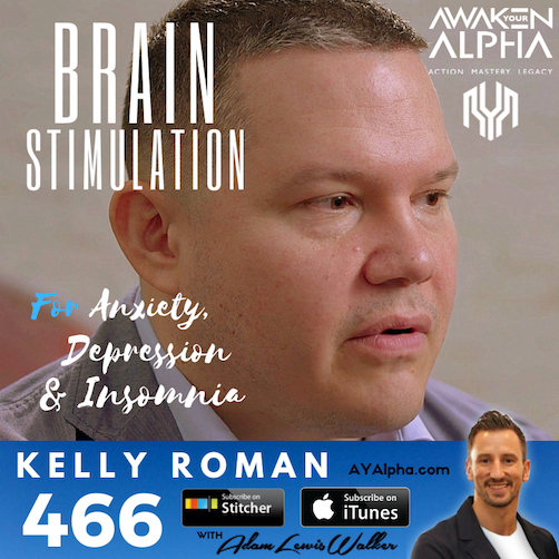 466# Can You Treat Anxiety, Depression and Insomnia with Brain Stimulation?