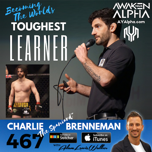 467# Becoming The Worlds Toughest Learner (UFC Fighter)