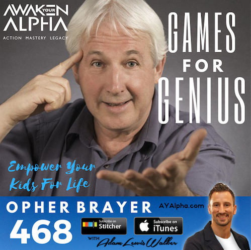 468# Games For Genius: Empower Your Kids For Life!