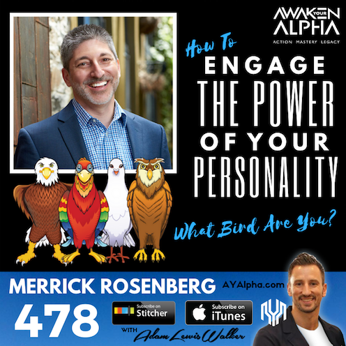 478# What Personality Bird Are You? (Do you use it to step into your power?)